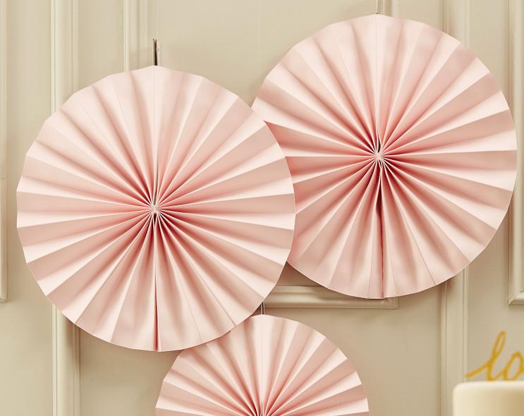 rosa fekorationer till fst